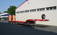 2013 Fliegl Trailer of selectio