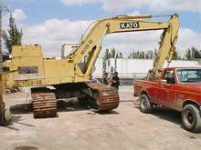 Used 1985 KATO HD122