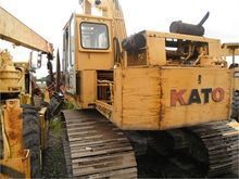 Used 1985 KATO HD400