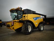 2008 New Holland CR9070ELEV