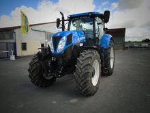 2015 New Holland T7.210PC