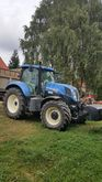 2012 New Holland T7.200RCCLAS
