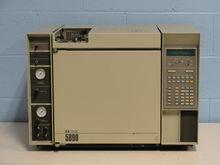 Hewlett Packard HP 5890A Gas Ch
