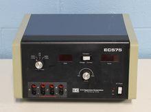 E-C Apparatus Corp. EC575 power