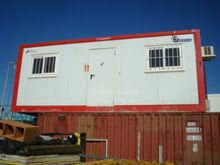 Modular Buildings : CASETAS PAR