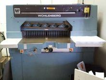 1976 Wohlenberg GW 76 STD