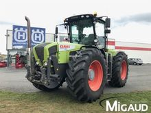 2009 Claas XERION3800 TRAC