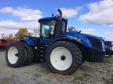 2012 New Holland T9.450