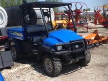 2012 New Holland Rustler 120
