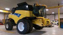 Used 2010 Holland CR