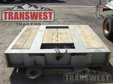 2000 Trail King Deck Extension