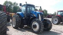 Used 2007 HOLLAND TG