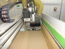 BIESSE Flat Table CNC Machining