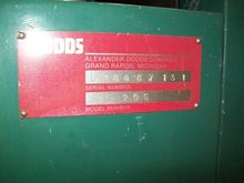 DODDS 20 SPINDLE DOVETAILED MAC