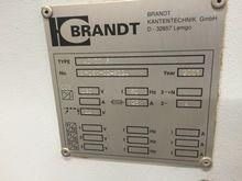 BRANDT AUTOMATIC EDGE BANDER-KD