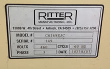 RITTER Shape and Sand-CR369EJC