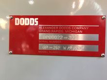 DODDS Universal Drawer Gluer-GP