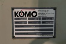 KOMO CNC ROUTER-510 Solution