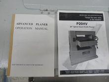 CANTEK Single Surface Planer-P2