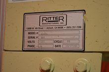 RITTER DOOR MACHINE-R-1475