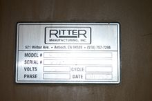 RITTER EDGE SANDER-R-905