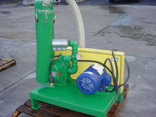VAC-U-MAX 3HP POWDER BLOWER, LI