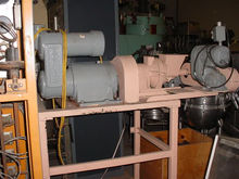 "8"" DIAMETER ATTRITION MILL, VAR"