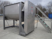 120 CU.FT. STAINLESS DOUBLE RIB