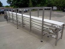 Cooling Belt Conveyor, 3 Pass