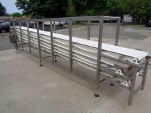 Cooling Belt Conveyor, 3 Pass