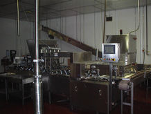 AUTOPROD CUP FILLING LINE W/AXO
