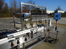 INLINE FILLING SYSTEMS OVERFLOW