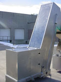 """24"""" WIDE STAINLESS STEEL INCLIN"""