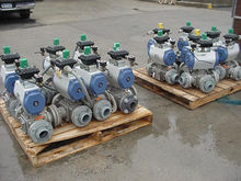 PBM 3 WAY AND 2 WAY BALL VALVES