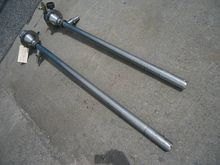 FLUX AIR OPERATED DRUM PUMPS (2