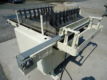 PNEUMATIC SCALE 9 LANE CONTAINE