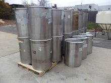 Used 55 Gallon Stain