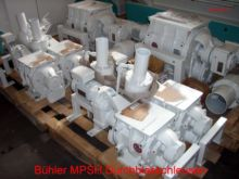 Bühler MPSH blow through airloc