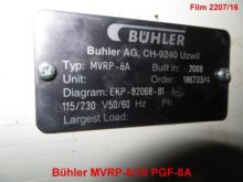 Bühler MVRP-8/18 PGF-8A