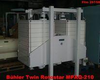 Plansifter Bühler MPAQ Twin Rot