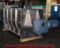 Used Mixer H-DMCO 15