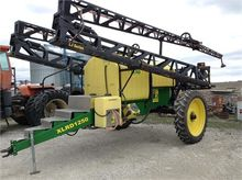 2004 SPRAYER SPECIALTIES XLRD12