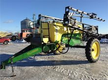 2008 SPRAYER SPECIALTIES VLU100