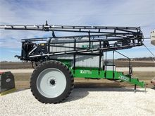 2017 SPRAYER SPECIALTIES XLRD15