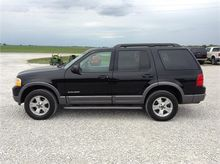 Used 2005 FORD EXPLO