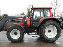 2003 Valtra T120+QUICKE