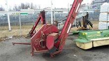 Slasher saws, wood splitters an