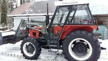 Used Zetor 7245 X 4