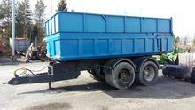 2013 Muu Merkki Scania 20m2