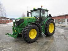 John Deere 6155r Traktori